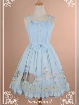 *Neverland* ~Angelic Serenade~ Sweet Lolita JSK Dress