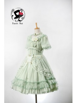*Fantastic Wind* ~ The Little Mermaid~ Elegant Lolita OP Dress