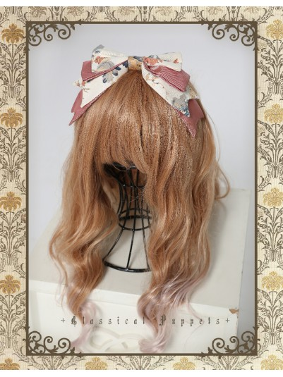 *Classical Puppets* Victoria Garden Series KC Headbow