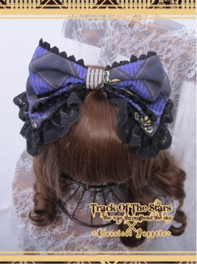 *Classical Puppets* Track Of The Stars KC Headbow