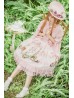 *QuaintLass* ~RoséeMatinale~ Lolita OP Dress/Rococo Tea Party Dress