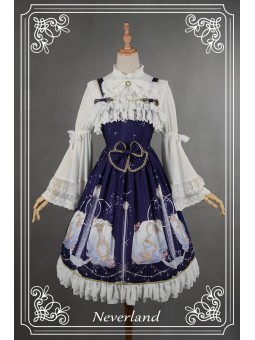 *Neverland* ~Aquarius~ JSK Lolita Long Dress