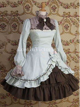 Elegant Ladies Classic Lolita Dress