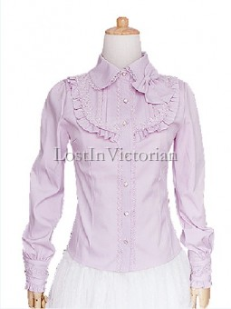 Sweet Doll Collar Princess Lolita Blouse