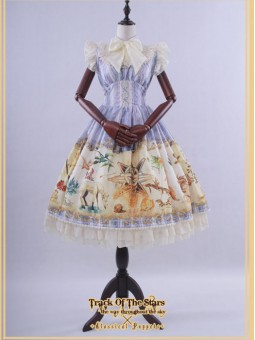 *Classical Puppets* Track of the Stars Fairyland Sweet Lolita JSK Dress