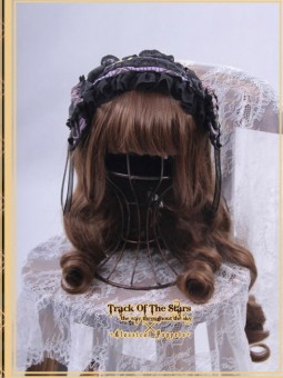 *Classical Puppets* Track Of The Stars Hair Band Headdress