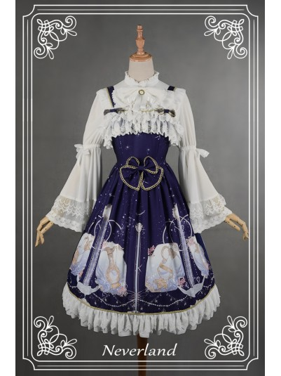 *Neverland* ~Aquarius~ JSK Lolita Long Dress