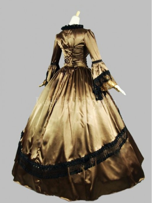 18th Century Ball Gowns